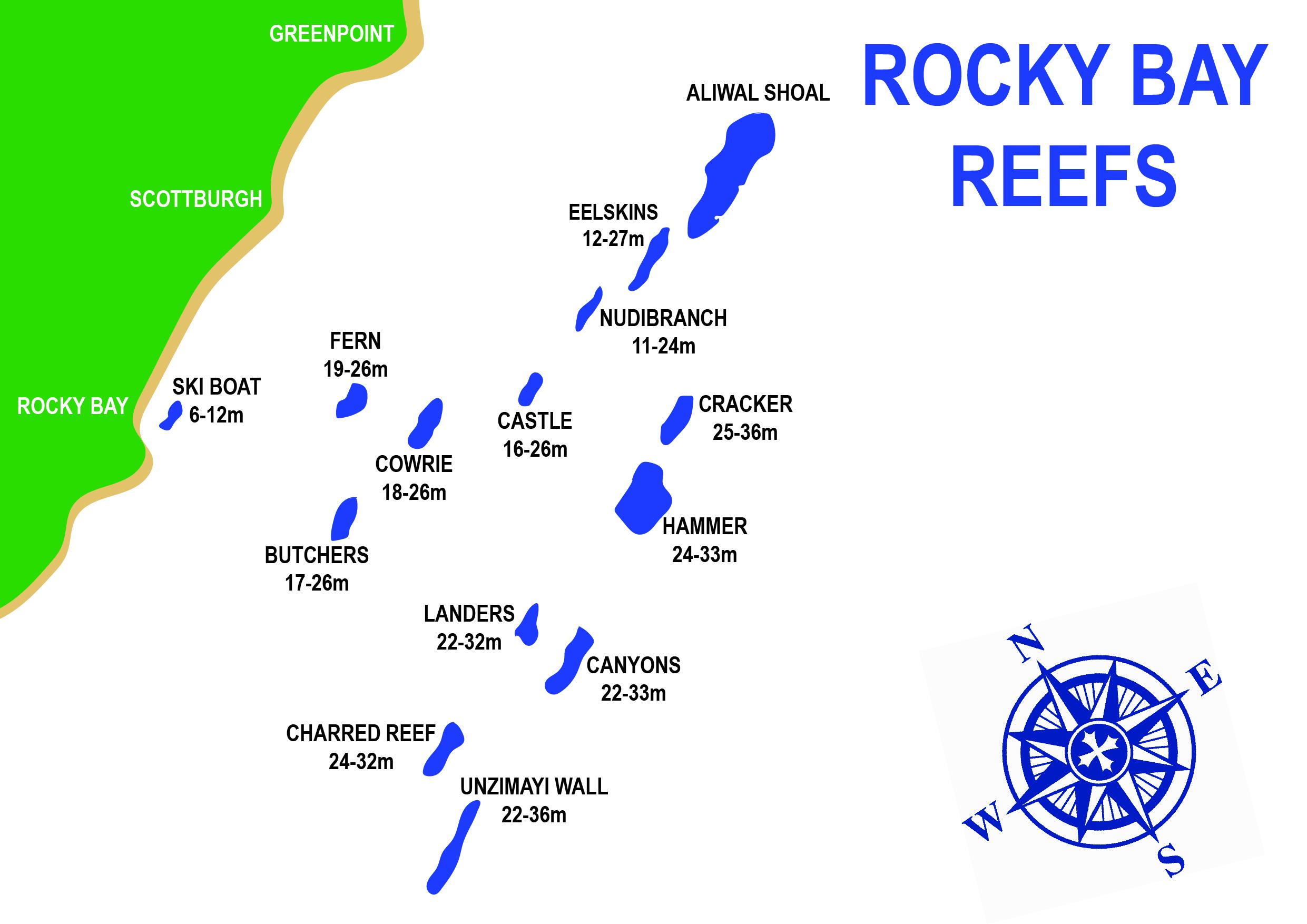 Rocky Bay Reefs
